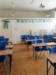 klasa szkolna